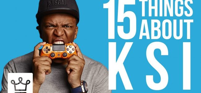 15 Things You Didn't Know About KSI