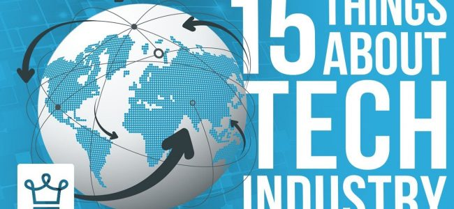 15 Things You Didn't Know About The Tech Industry