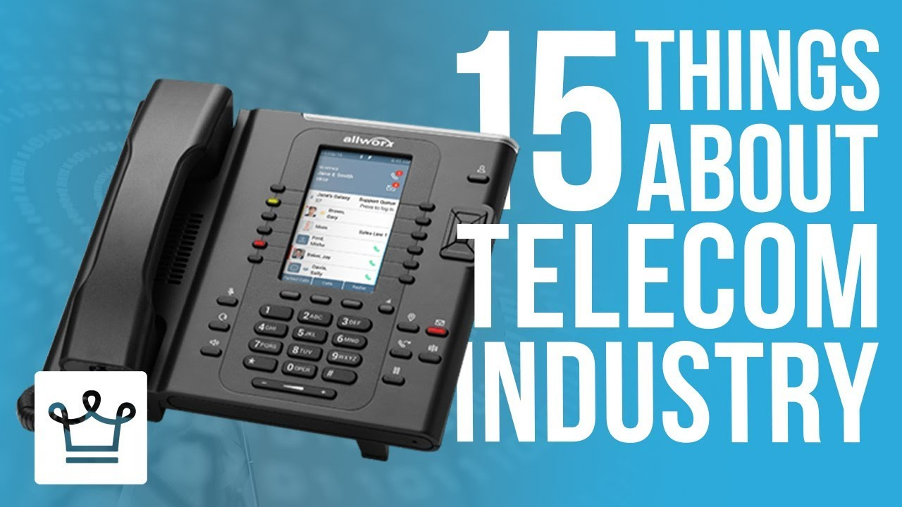 15 Things You Didn't Know About The Telecommunication Industry