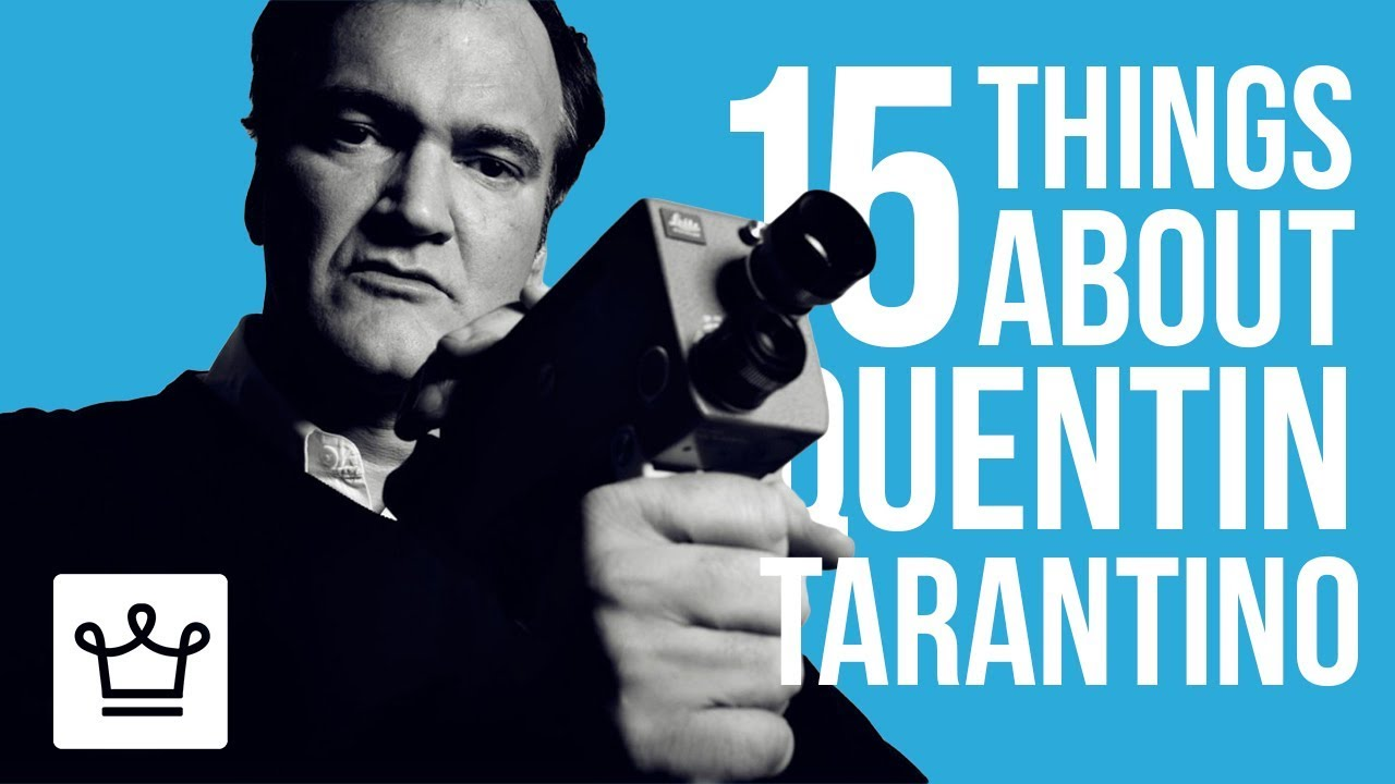 15 Things You Didn't Know About Quentin Tarantino