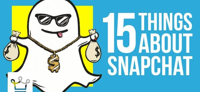 15 Things You Didn't Know About SNAPCHAT