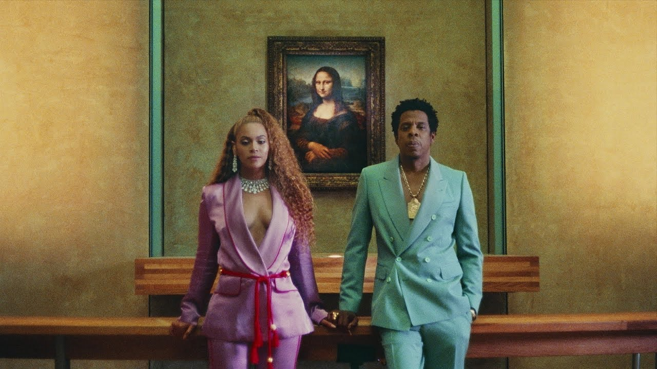 "Watch Beyonce & Jay-Z's New Video for ""Apesh*t"