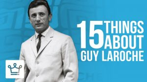 15 Things You Didn't Know About Guy Laroche