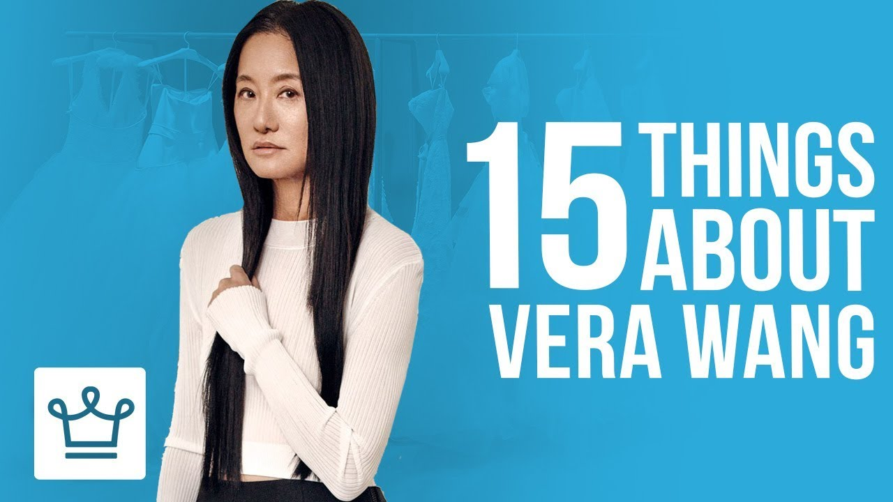 15 Things You Didn't Know About Vera Wang
