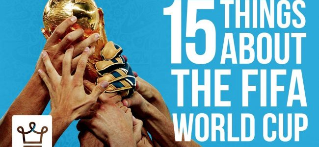 15 Things You Didn't Know About The Fifa World Cup