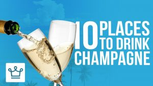 Top 10 Destinations To Drink Champagne On The Beach