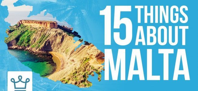 15 Things You Didn't Know About Malta