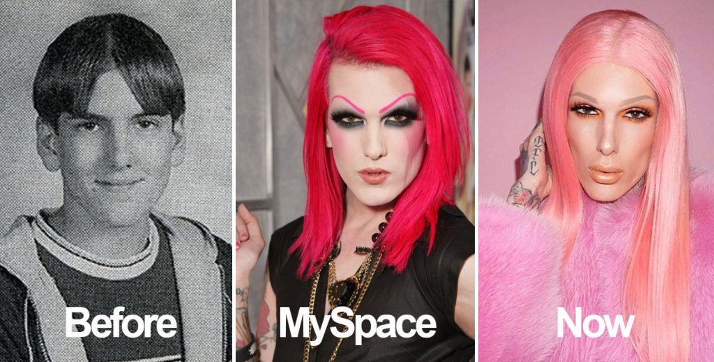 Jeffree Star Net Worth - Jeffree Star Before and After