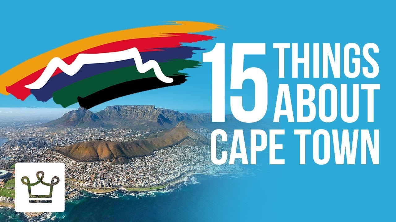 15 Things You Didn't Know About Cape Town