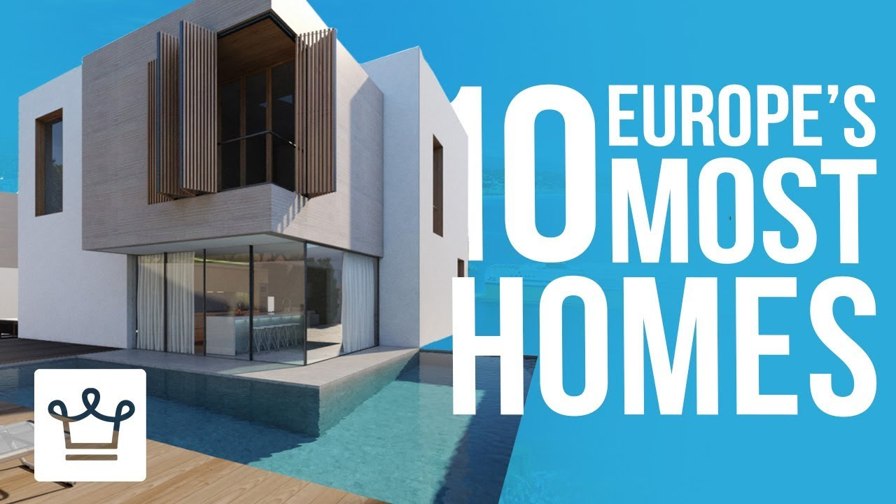 Top 10 Most Expensive Homes In Europe