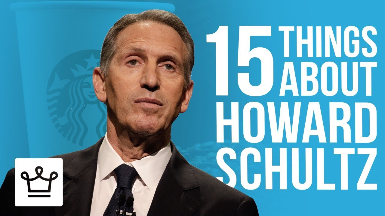 15 Things You Didn't Know About Howard Schultz