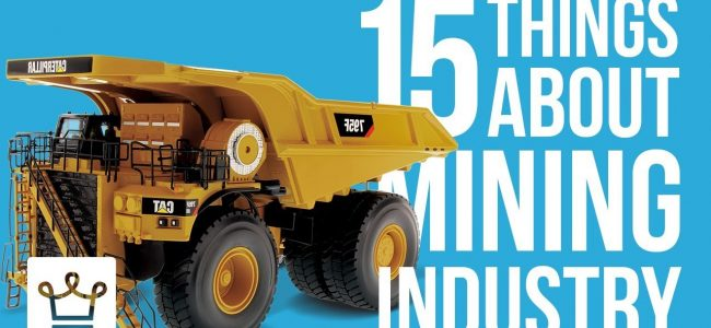 15 Things You Didn't Know About The Mining Industry