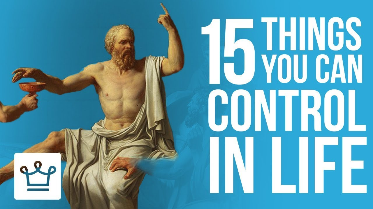 15 Things You CAN Control In LIFE