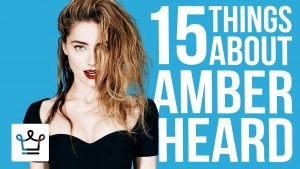 15 Things You Didn't Know About Amber Heard
