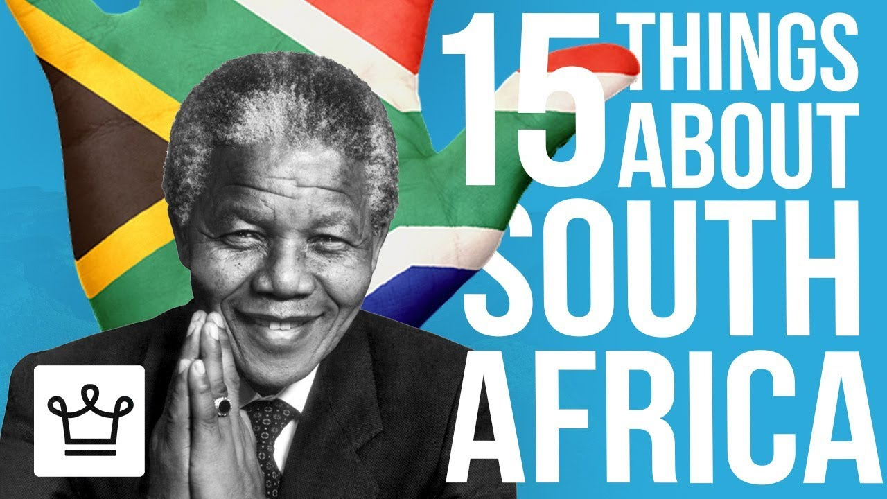 15 Things You Didn't Know About South Africa