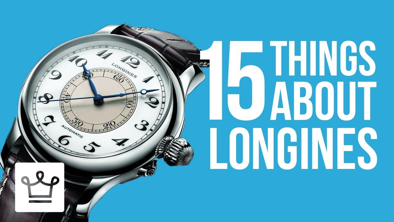 15 Things You Didn't Know About Longines