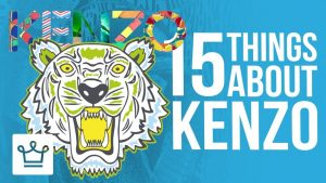 15 Things You Didn't Know About KENZO