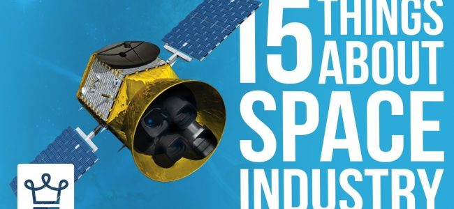15 Things You Didn't Know About The Space Industry
