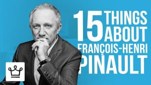 15 Things You Didn't Know About François Henri Pinault