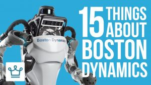 15 Things You Didn't Know About Boston Dynamics