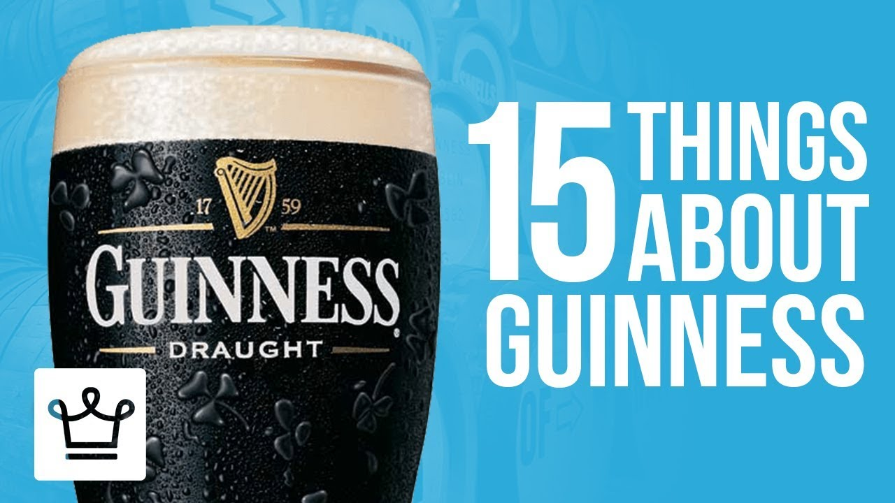 15 Things You Didn't Know About Guinness