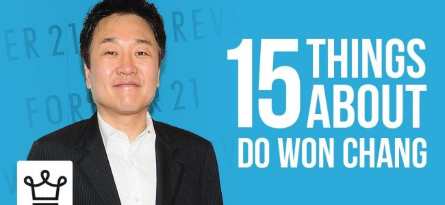15 Things You Didn't Know About Do Won Chang