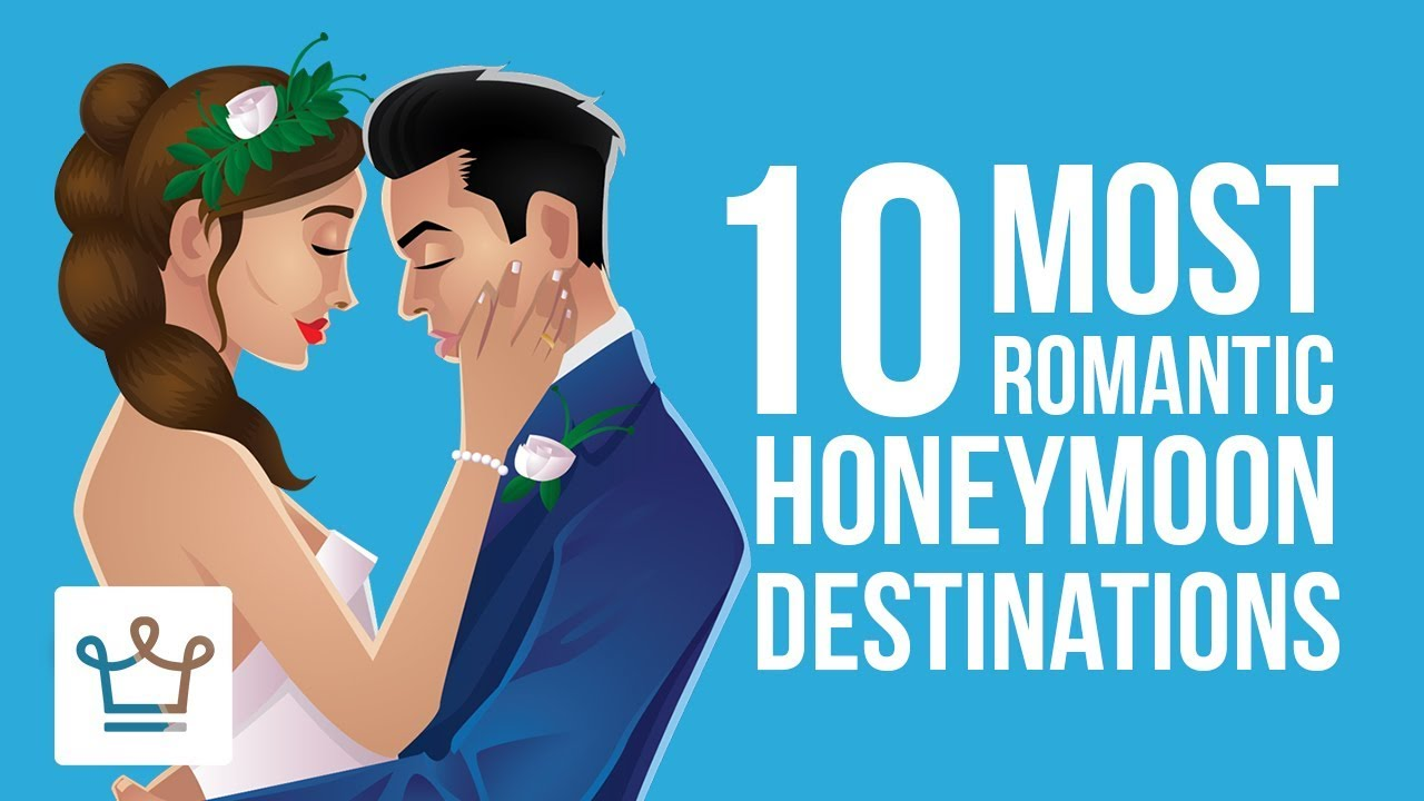 Top 10 Most Romantic Destinations For A Honeymoon