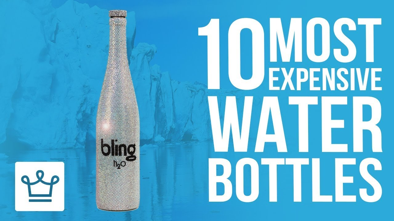 Top 10 Most Expensive Bottles Of Water In The World