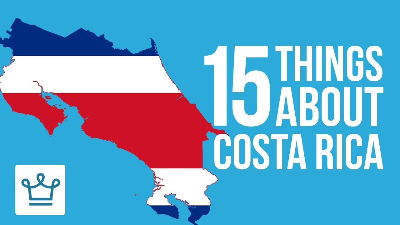 15 Things You Didn't Know About Costa Rica