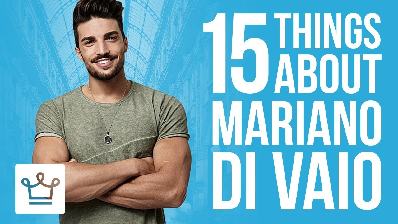 15 Things You Didn't Know About Mariano Di Vaio