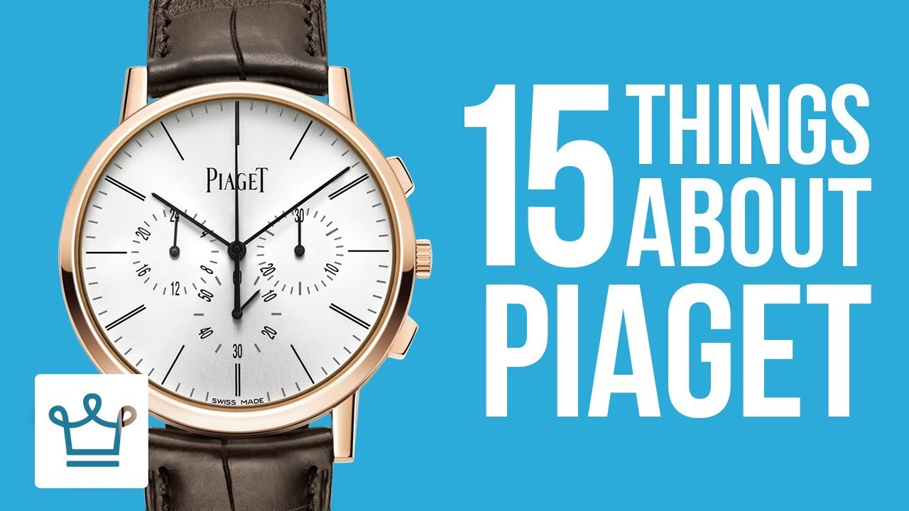 15 Things You Didn't Know About Piaget