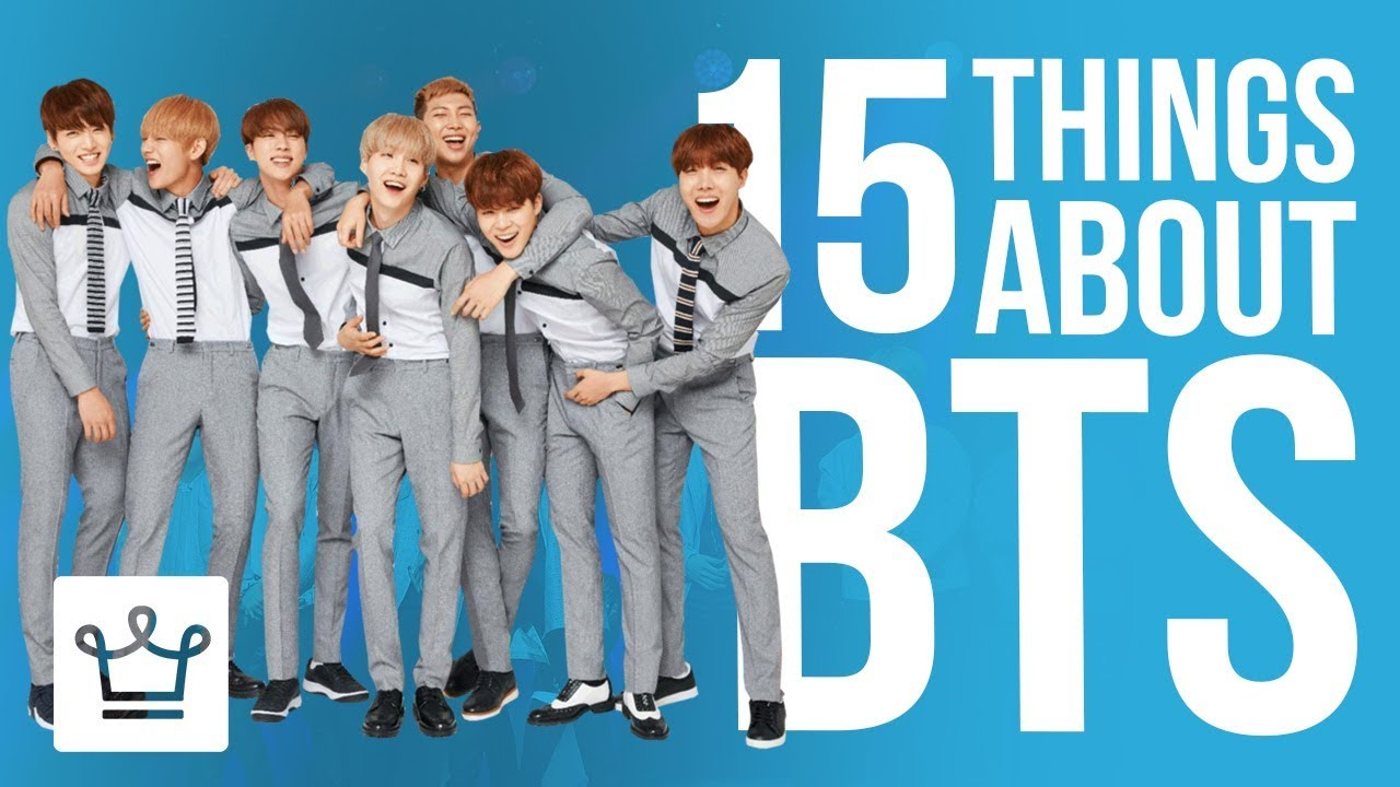 15 Things You Didn't Know About BTS