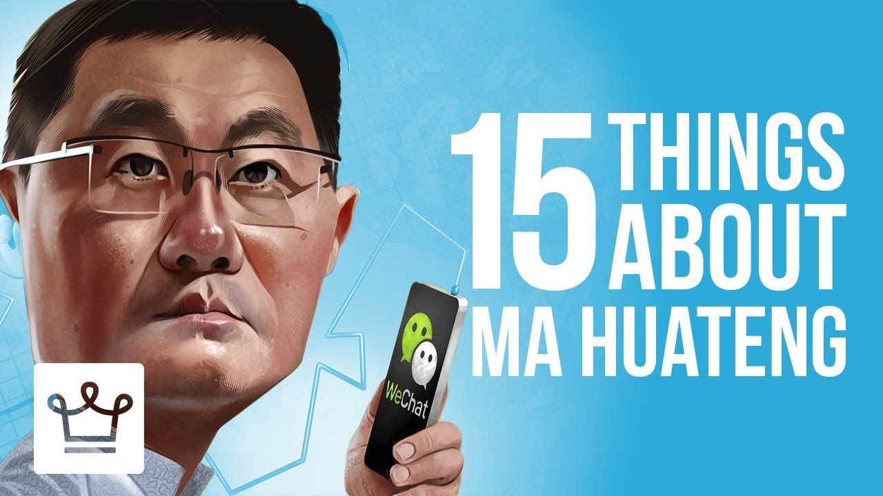 15 Things You Didn't Know About Ma Huateng