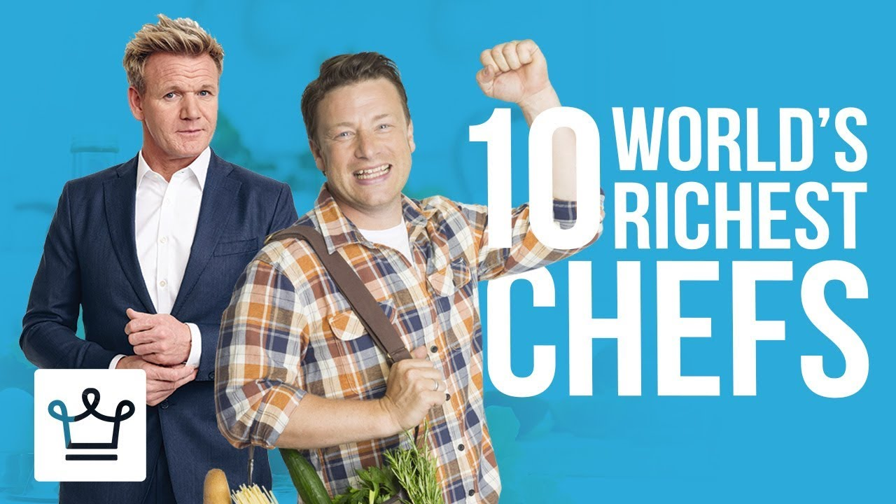 Top 10 Richest Chefs In The World