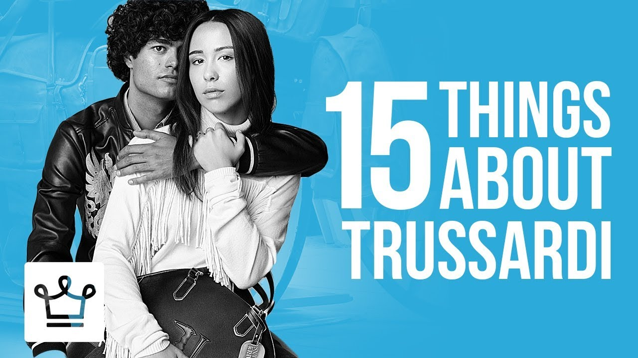 15 Things You Didn't Know About Trussardi