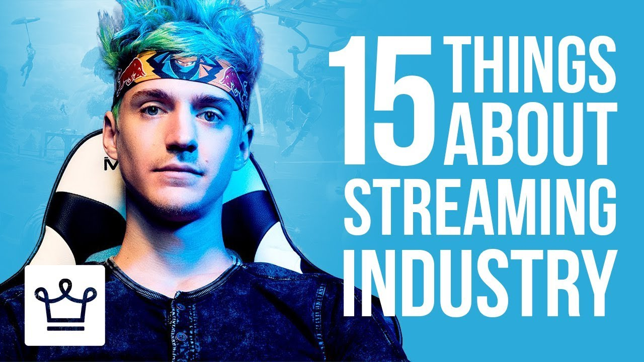 15 Things About The Streaming Industry