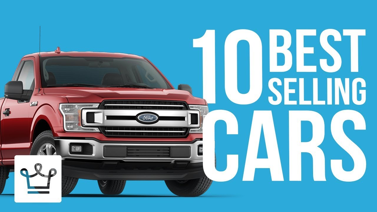 Top 10 Best Selling Cars In The World 2018