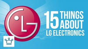 15 Things You Didn't Know About LG