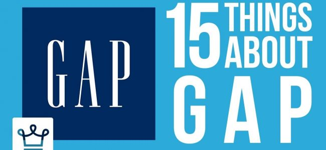 15 Things You Didn't Know About GAP
