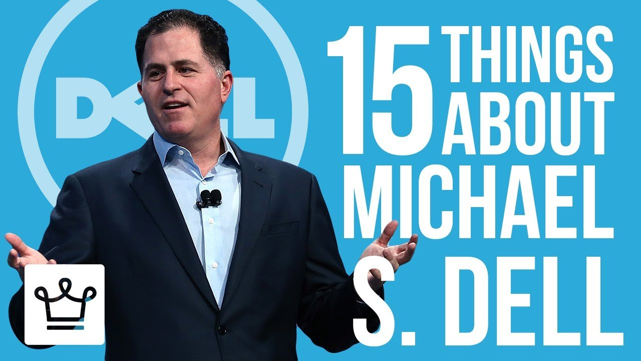 15 Things You Didn't Know About Michael S. Dell