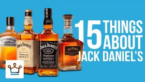 15 Things You Didn't Know JACK DANIEL'S