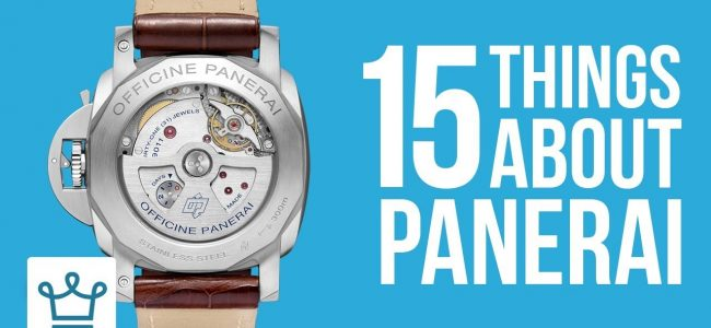 15 Things You Didn't Know About Panerai