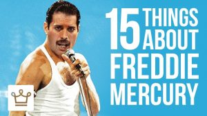 15 Things You Didn't Know About Freddie Mercury