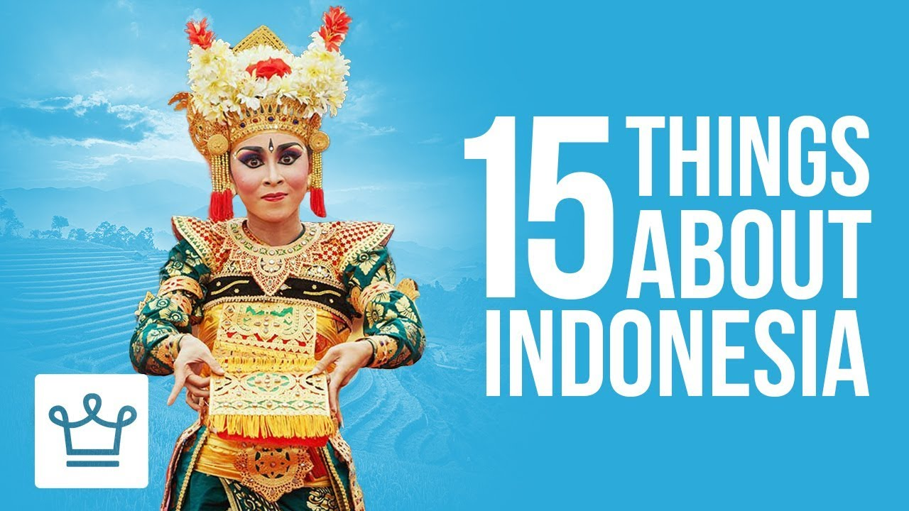 15 Things You Didn't Know About Indonesia