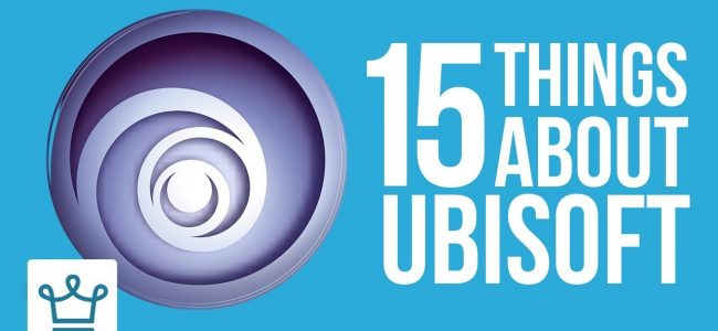 15 Things You Didn't Know About Ubisoft