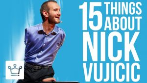 15 Things You Didn't Know About Nick Vujicic