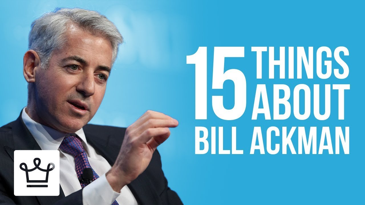 15 Things You Didn't Know About Bill Ackman