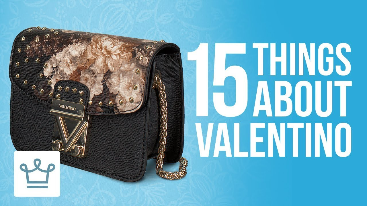 15 Things You Didn't Know About Valentino