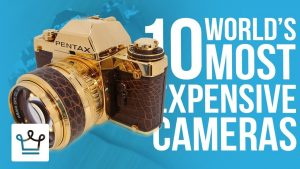 Top 10 Most Expensive Cameras In The World