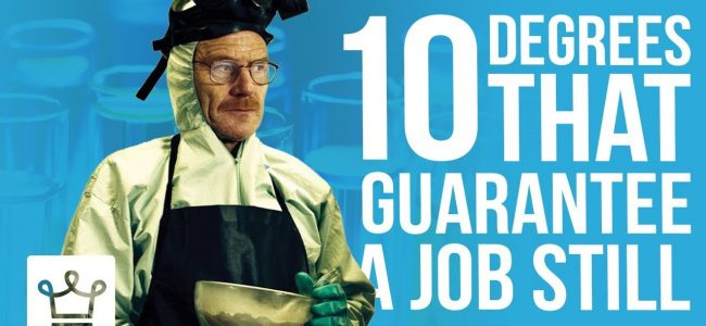 Top 10 Degrees That Still GUARANTEE A Job